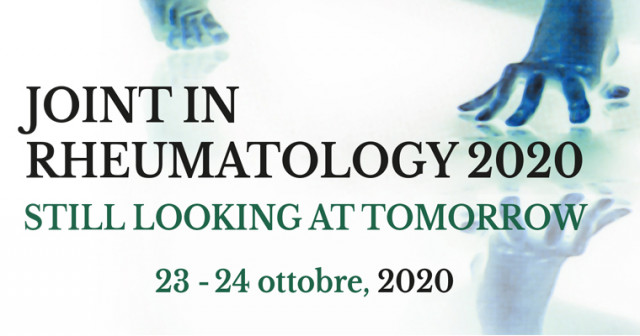 JOINT IN RHEUMATOLOGY 2020